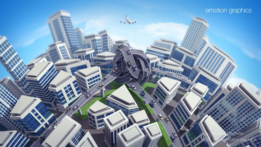 3D Transport Hub (final)